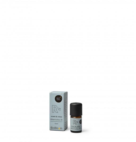 Bio Aromatherapie mit Hanfterpenen – scent & relax 5ml