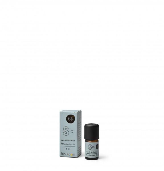 Bio Aromatherapie mit Hanfterpenen – scent & sleep 5ml